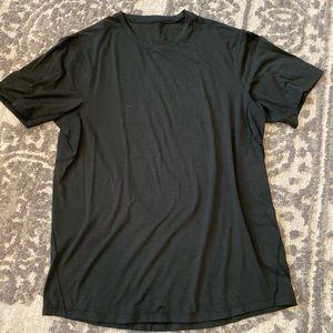 Men's Lululemon shirt sleeve Somatic shirt
